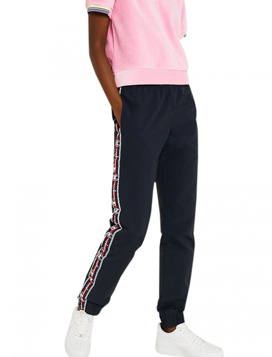 "Champion Tapered Track Pants {""id"":5,""product_section_id"":1,""name"":""Clothing"",""order"":5} Champion"