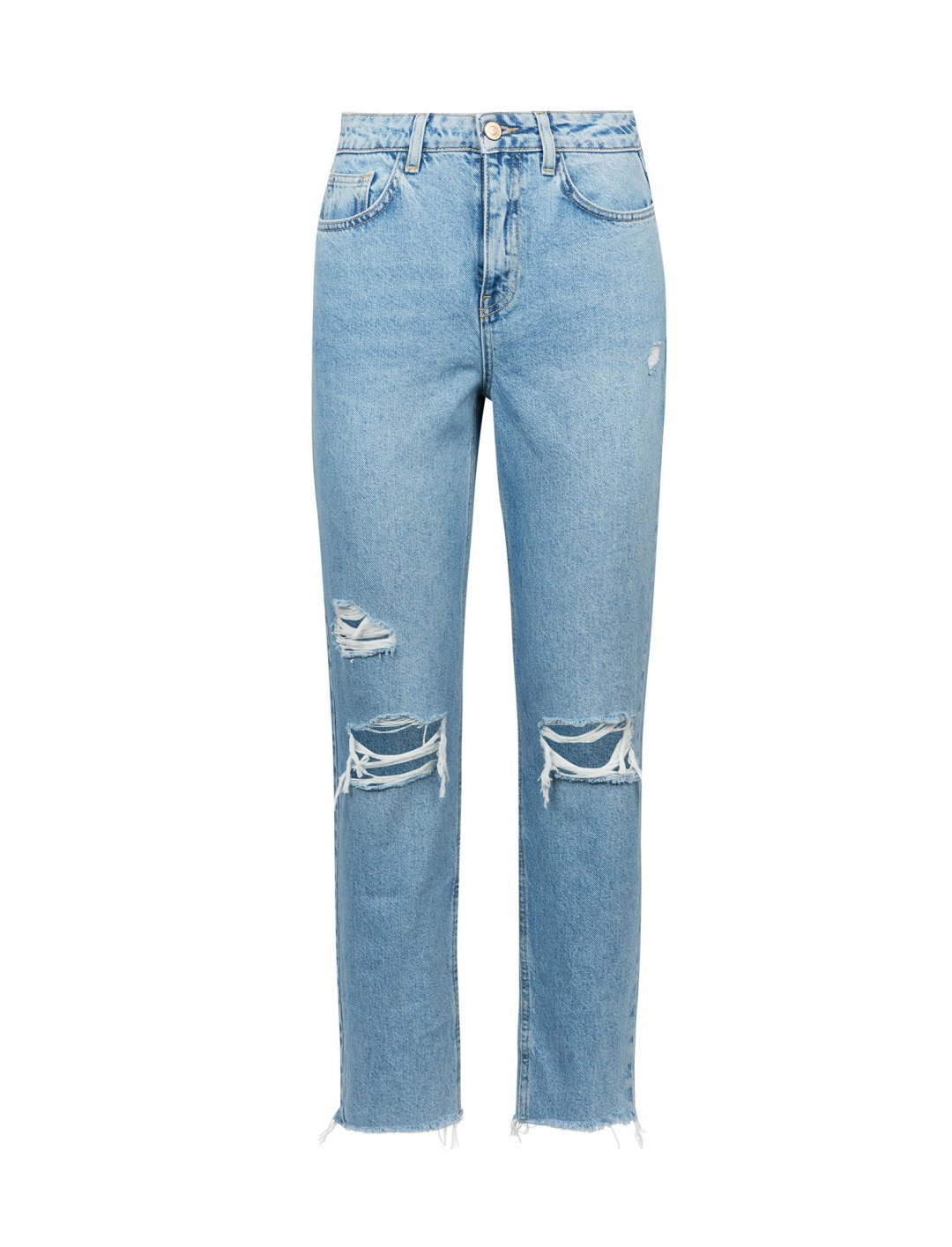 "New Look Ripped Jeans {""id"":5,""product_section_id"":1,""name"":""Clothing"",""order"":5} New Look"