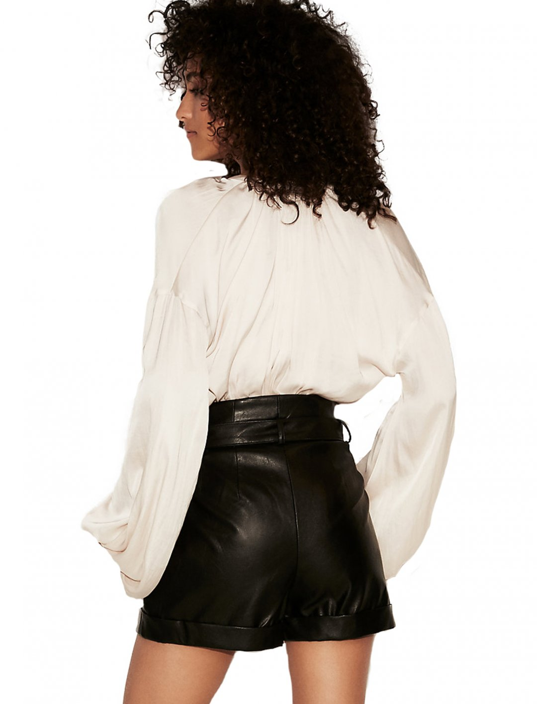 "Express Leather Shorts {""id"":5,""product_section_id"":1,""name"":""Clothing"",""order"":5} Express"