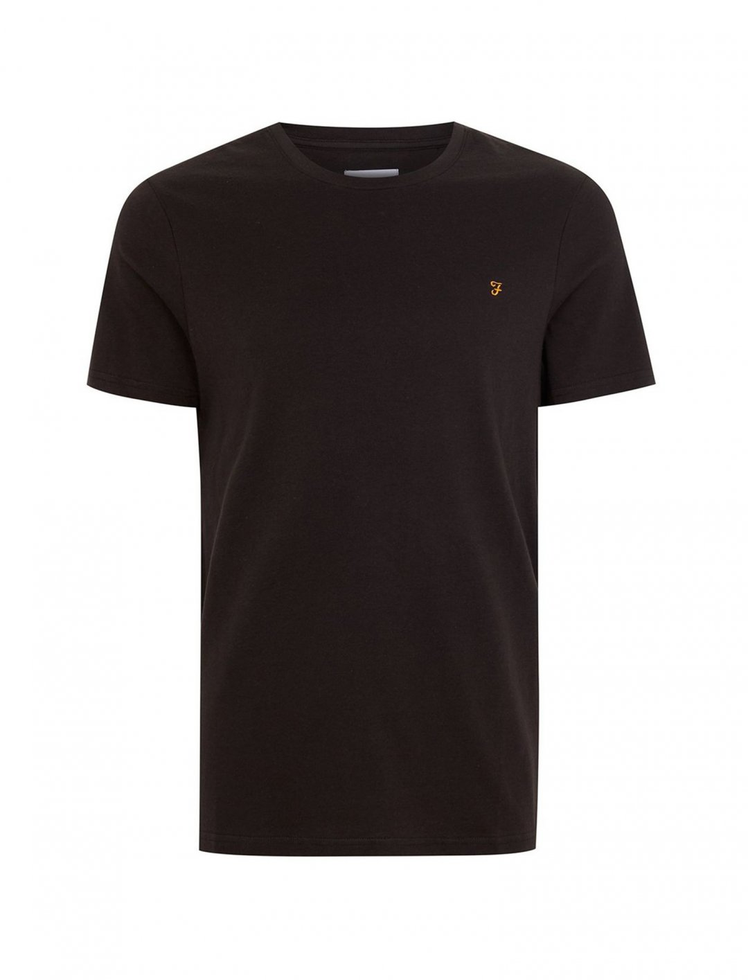 "Farah's 'Denny' T-Shirt {""id"":5,""product_section_id"":1,""name"":""Clothing"",""order"":5} Farah's"