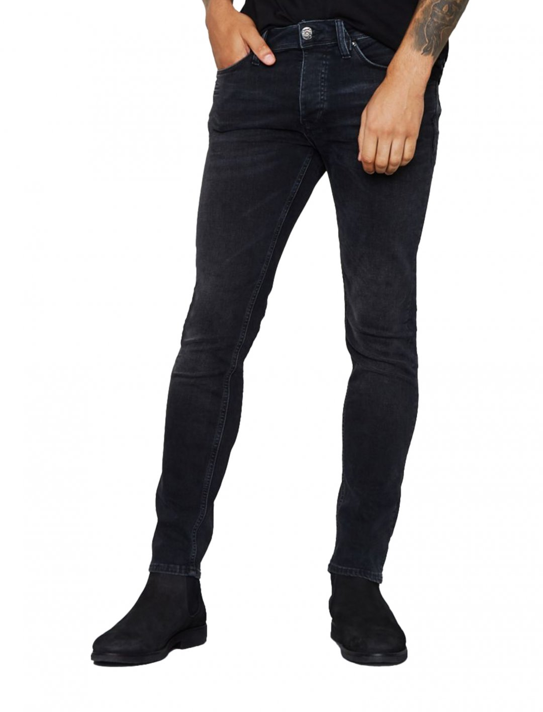 "Jammin's Slim Fit Jeans {""id"":5,""product_section_id"":1,""name"":""Clothing"",""order"":5} River Island"
