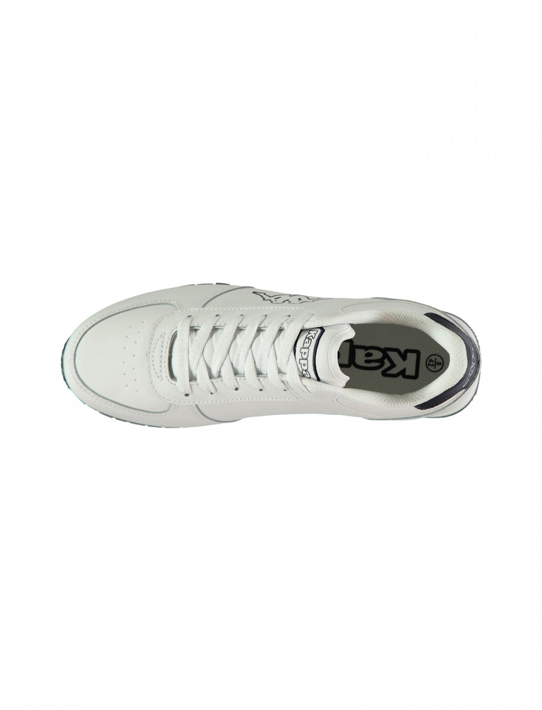 "Kappa Pesaro DLX Trainers {""id"":12,""product_section_id"":1,""name"":""Shoes"",""order"":12} Kappa"