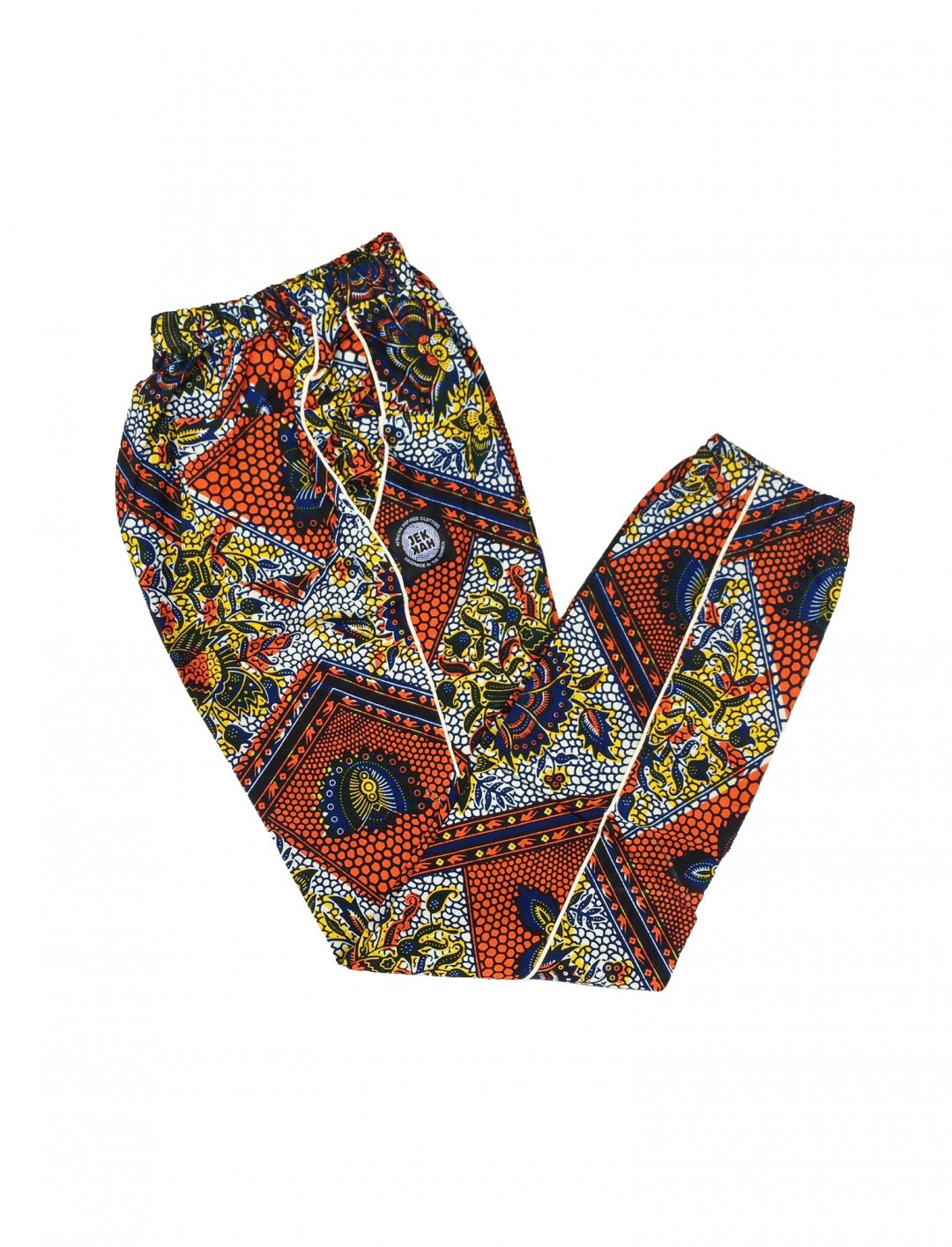 "Lethal Bizzle's Pattern Trousers {""id"":5,""product_section_id"":1,""name"":""Clothing"",""order"":5} Jekkah"