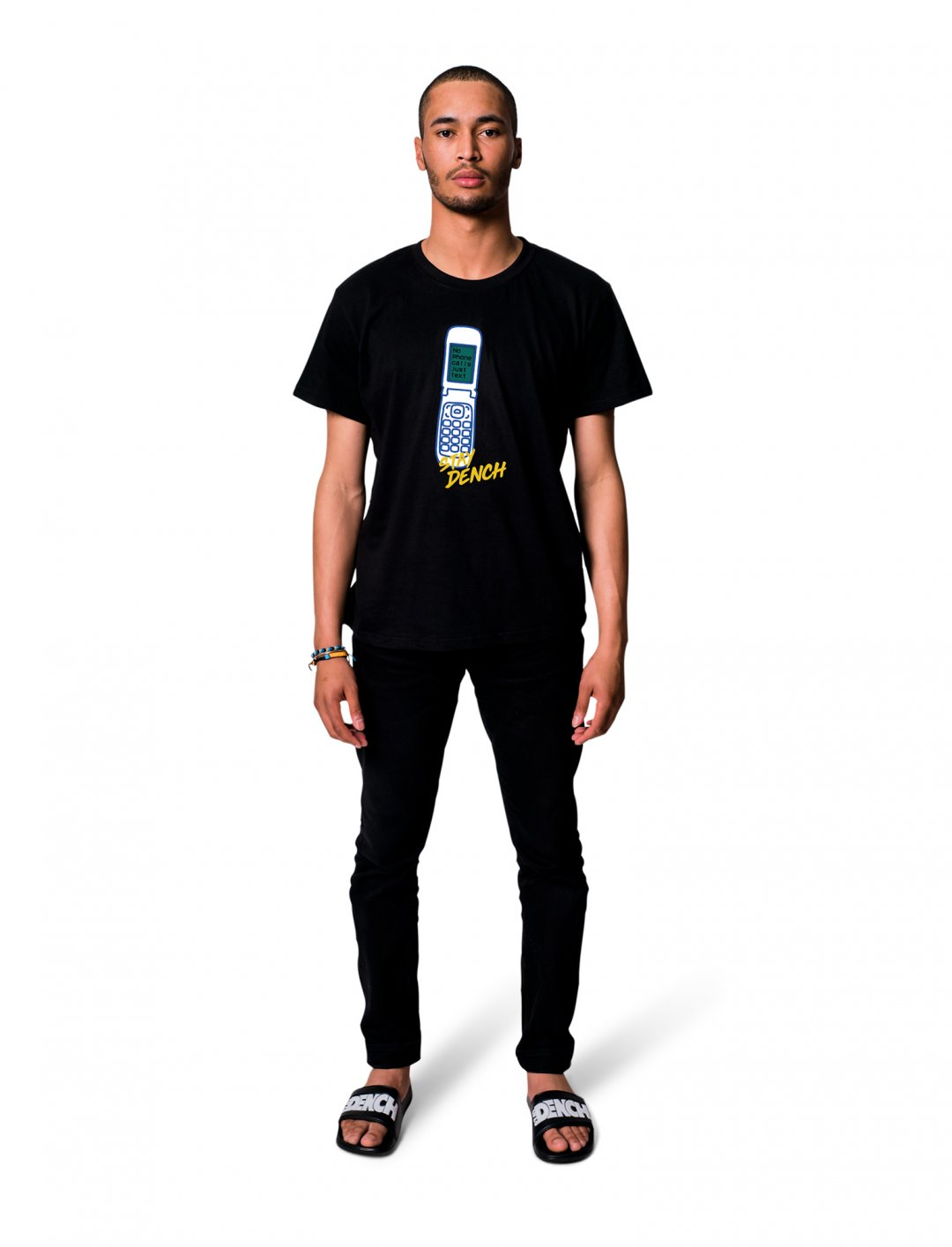 "Limited Edition Lethal Bizzle Flip Phone T-shirt {""id"":5,""product_section_id"":1,""name"":""Clothing"",""order"":5} mysnapp"