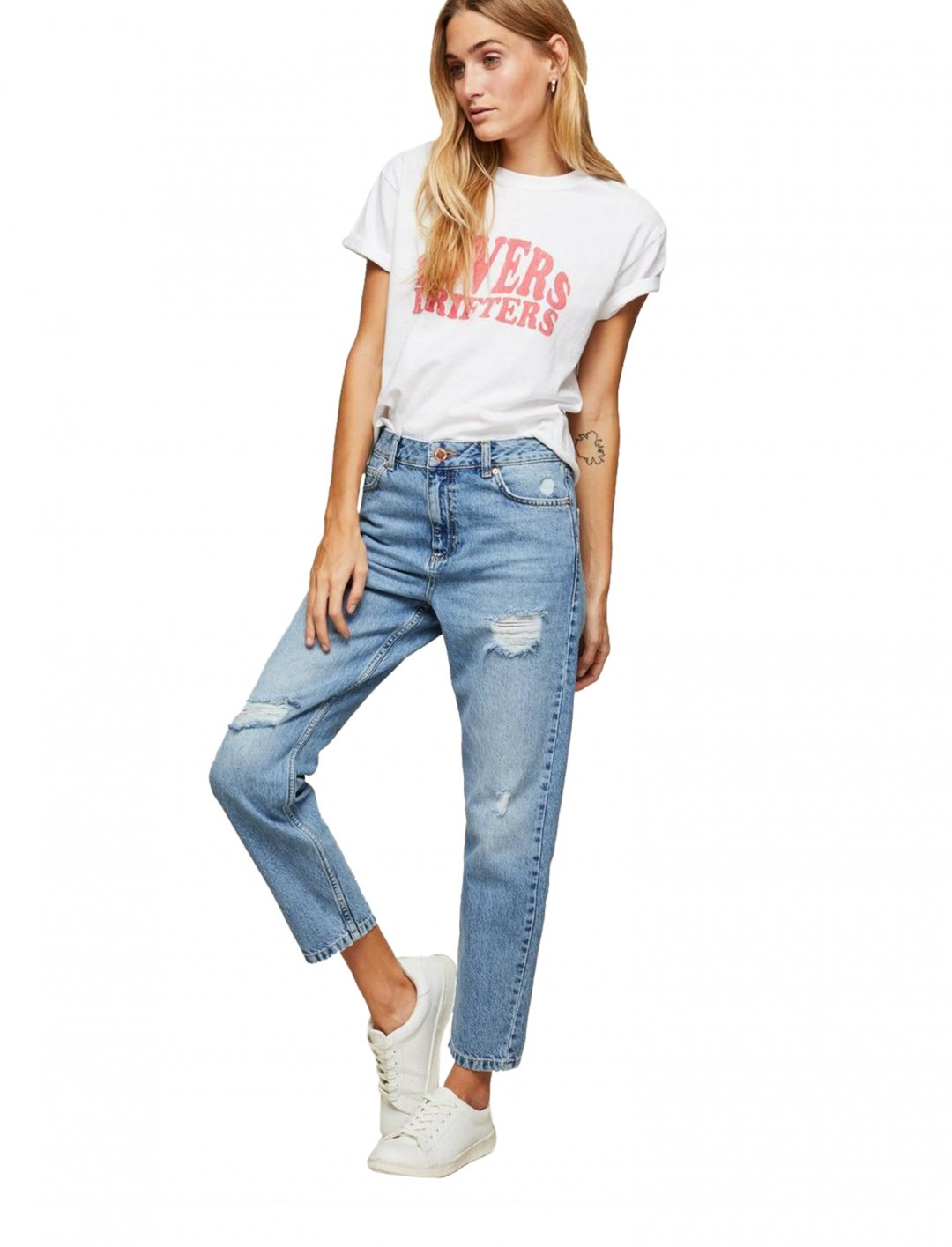 "Miss Selfridge Vintage Jeans {""id"":5,""product_section_id"":1,""name"":""Clothing"",""order"":5} Miss Selfridge"