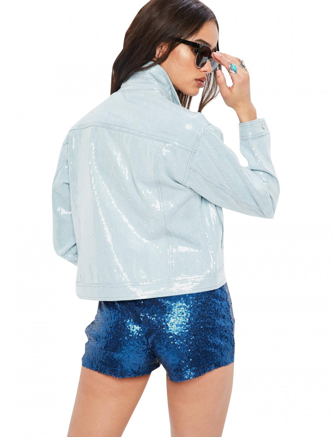 "Missguided Denim Jacket {""id"":5,""product_section_id"":1,""name"":""Clothing"",""order"":5} Missguided"