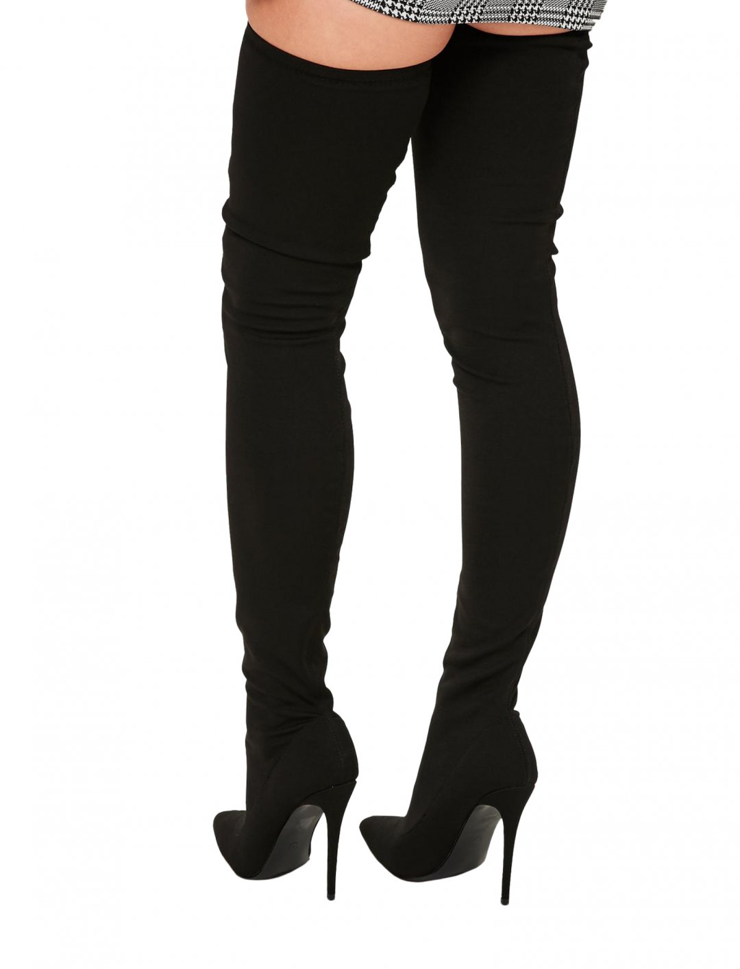 "Missguided Thigh High Boots {""id"":12,""product_section_id"":1,""name"":""Shoes"",""order"":12} Missguided"