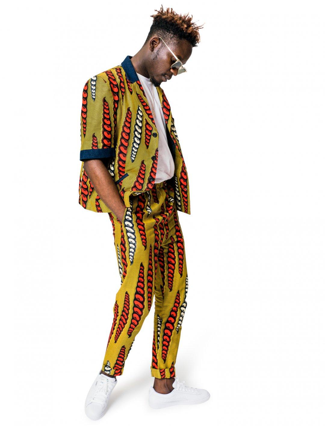 """Mr. Eazi's Jacket {""""id"""":5,""""product_section_id"""":1,""""name"""":""""Clothing"""",""""order"""":5} Soboye"""