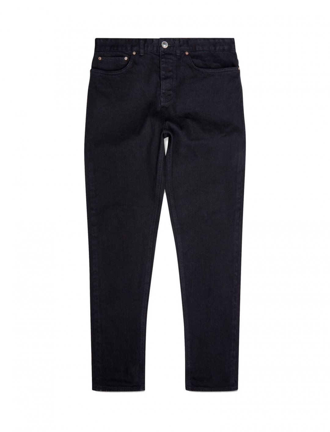 "New Look Black Tapered Jeans {""id"":5,""product_section_id"":1,""name"":""Clothing"",""order"":5} New Look"