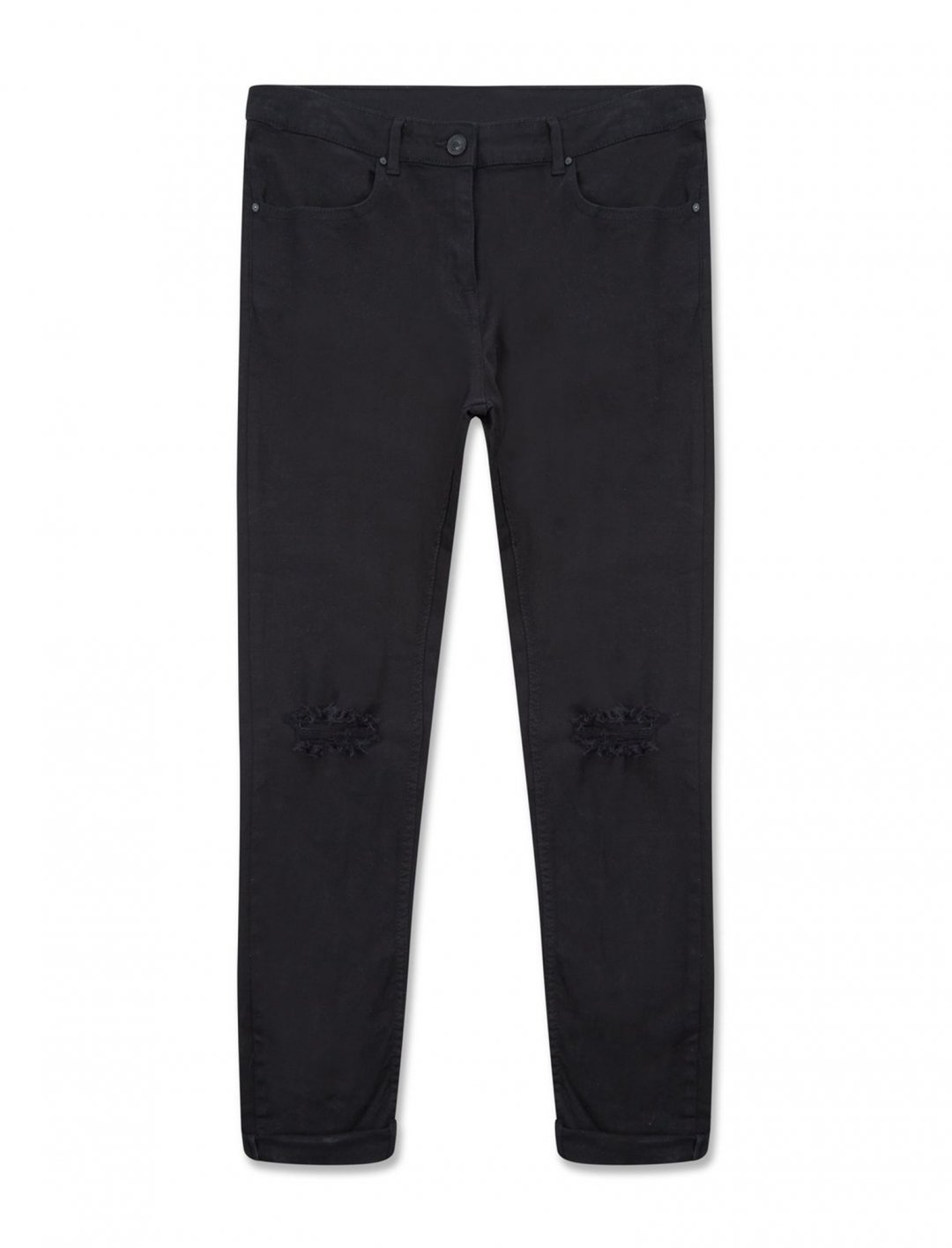"New Look Ripped Knee Jeans {""id"":5,""product_section_id"":1,""name"":""Clothing"",""order"":5} New Look"