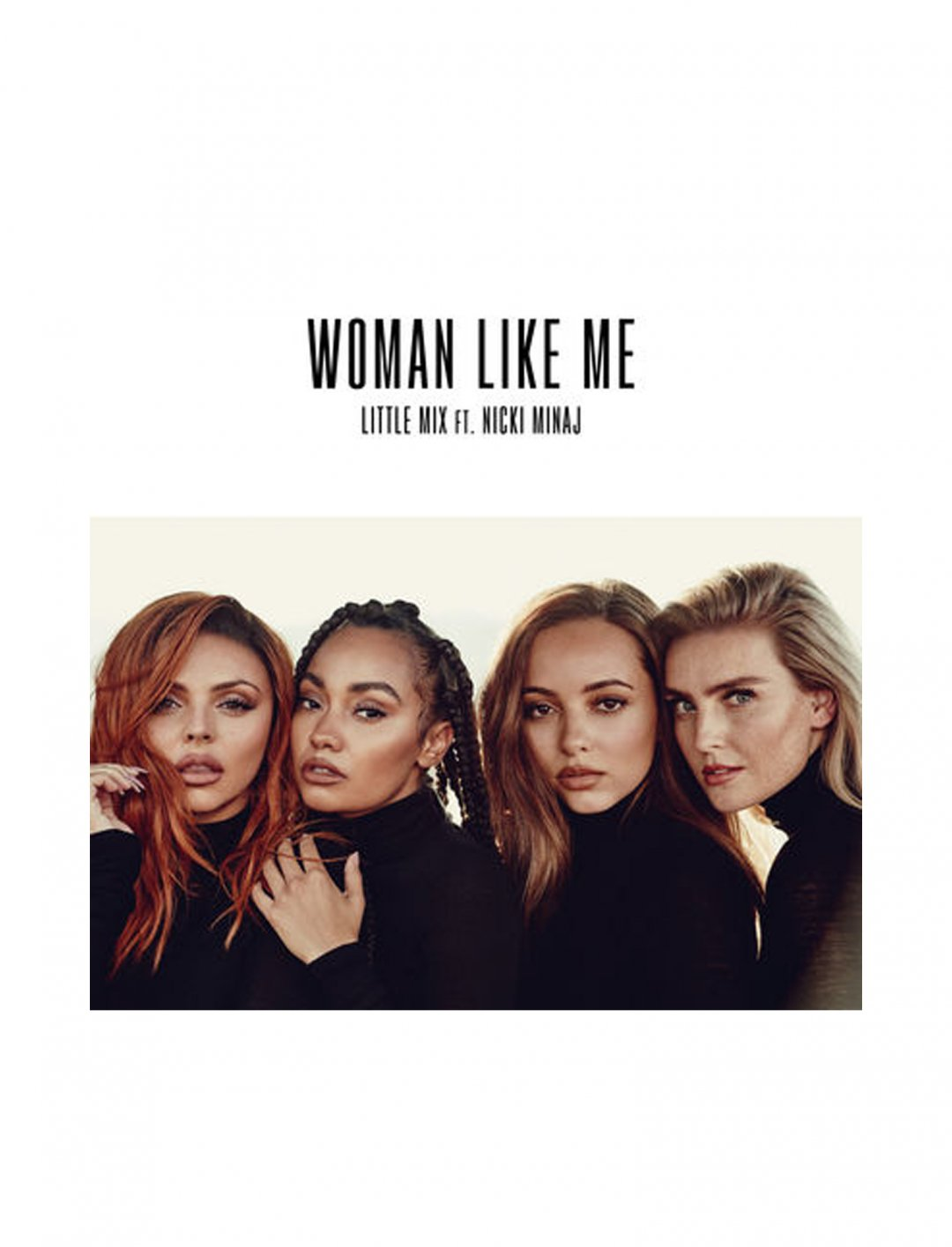 Woman Like Me Single Music & Ringtone Little Mix ft. Nicki Minaj