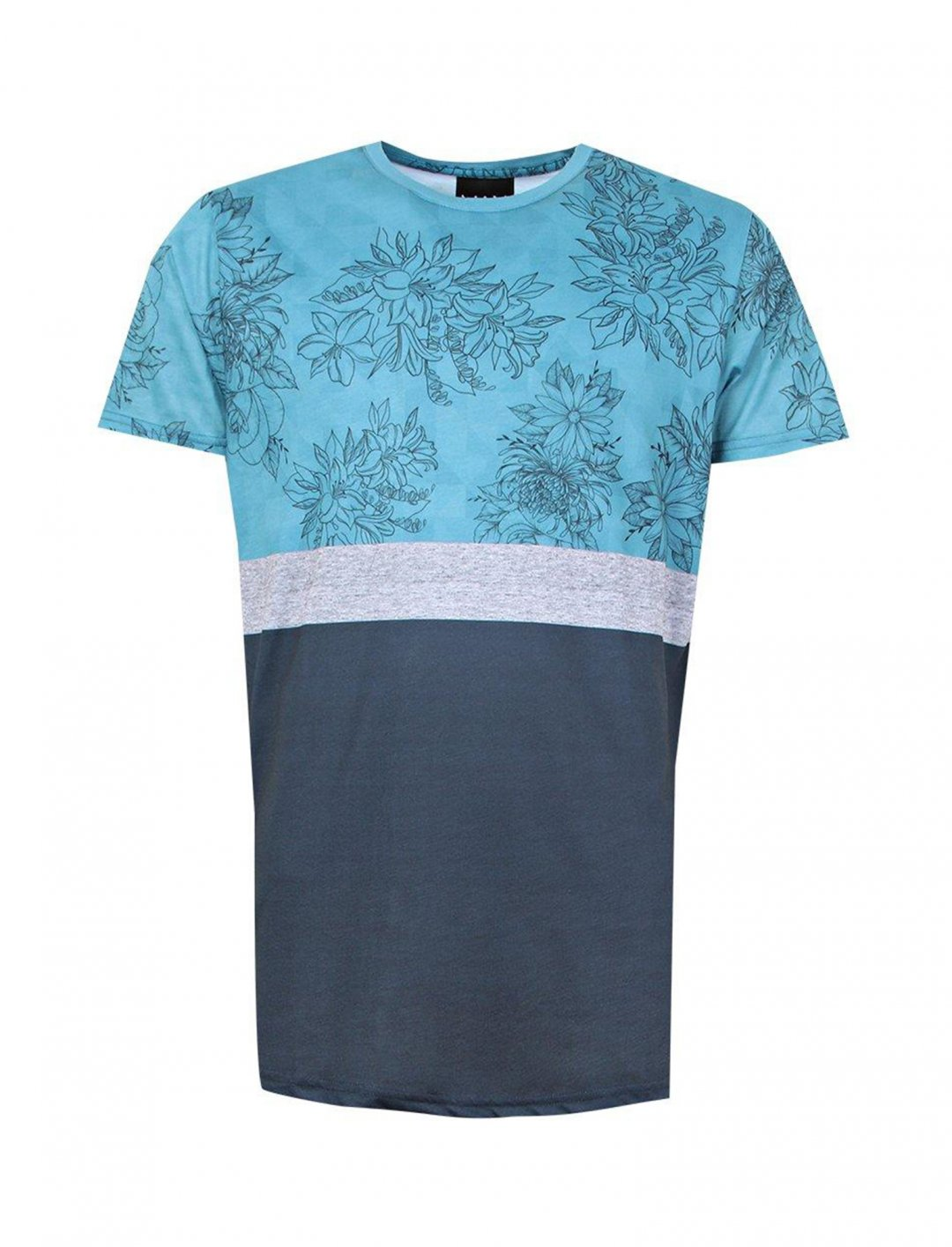"Colour Block Print Tee {""id"":5,""product_section_id"":1,""name"":""Clothing"",""order"":5} boohoo"