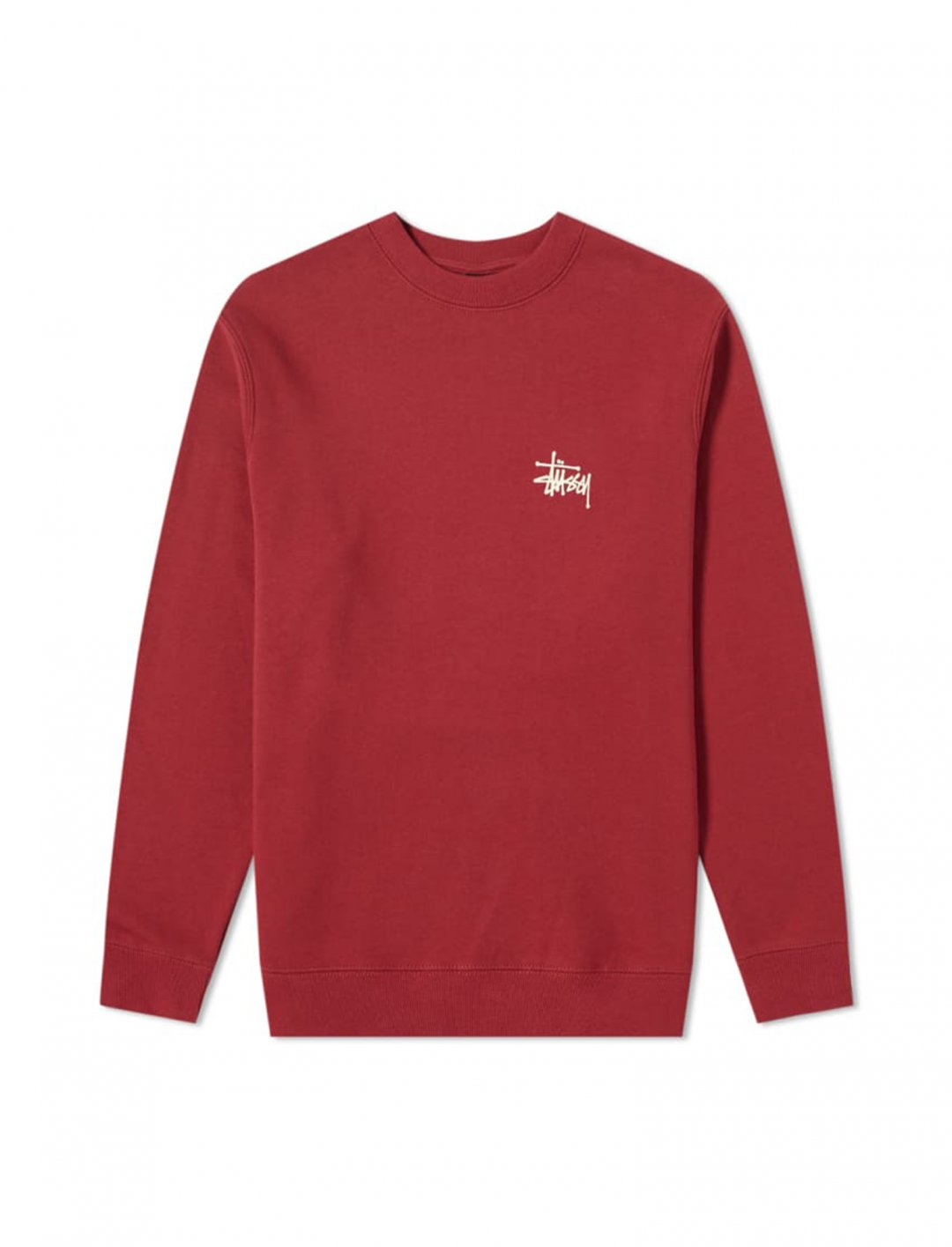 "Crew Sweatshirt {""id"":5,""product_section_id"":1,""name"":""Clothing"",""order"":5} Stussy"