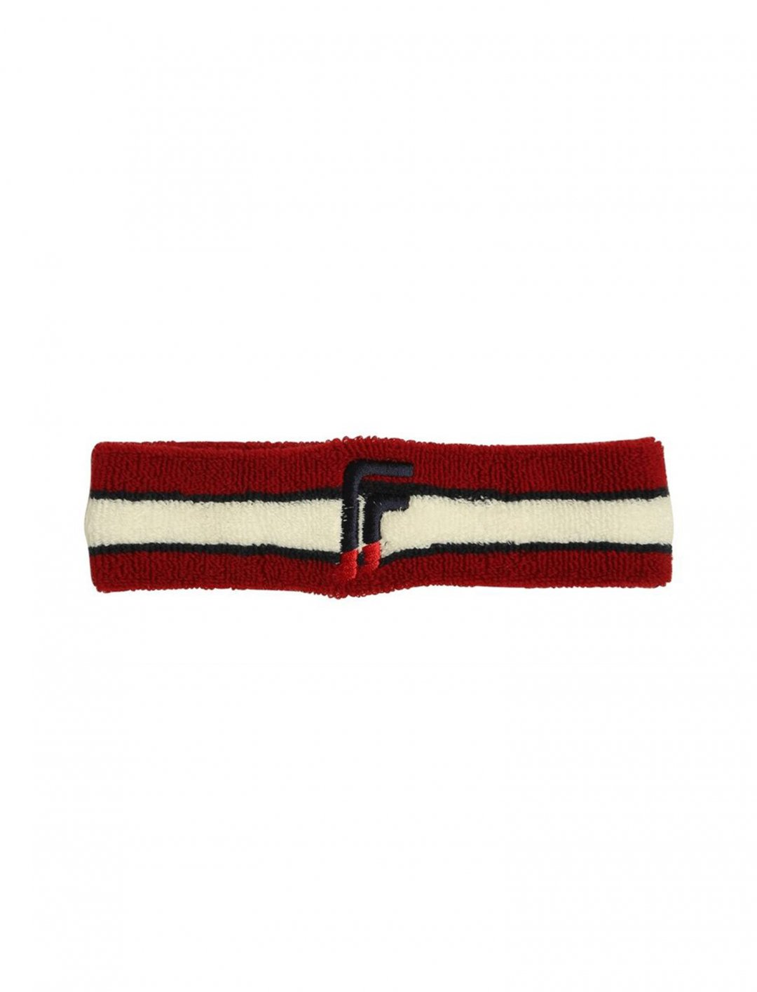 "F Embroidery Headband {""id"":16,""product_section_id"":1,""name"":""Accessories"",""order"":15} Facetasm"