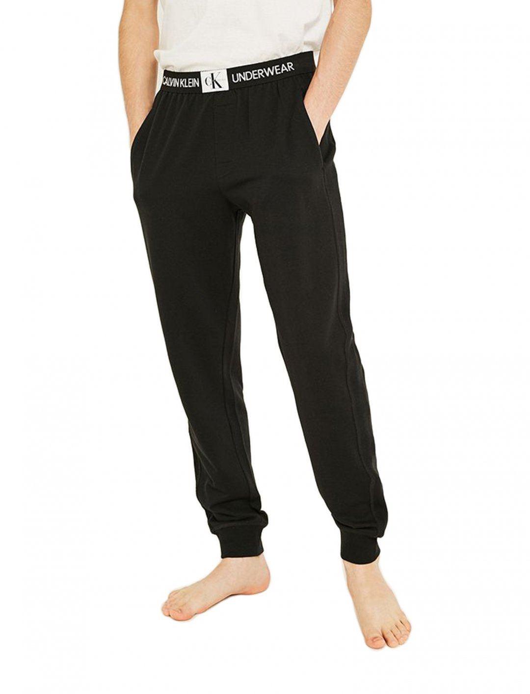 "Joggers In Black {""id"":5,""product_section_id"":1,""name"":""Clothing"",""order"":5} Calvin Klein"