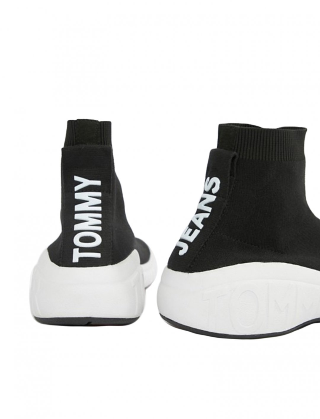 "Knitted Sneakers {""id"":12,""product_section_id"":1,""name"":""Shoes"",""order"":12} Tommy Jeans"