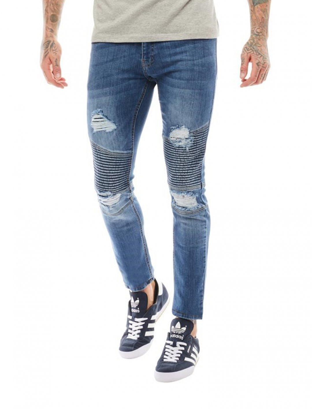 "Light Wash Jeans {""id"":5,""product_section_id"":1,""name"":""Clothing"",""order"":5} Crosshatch"