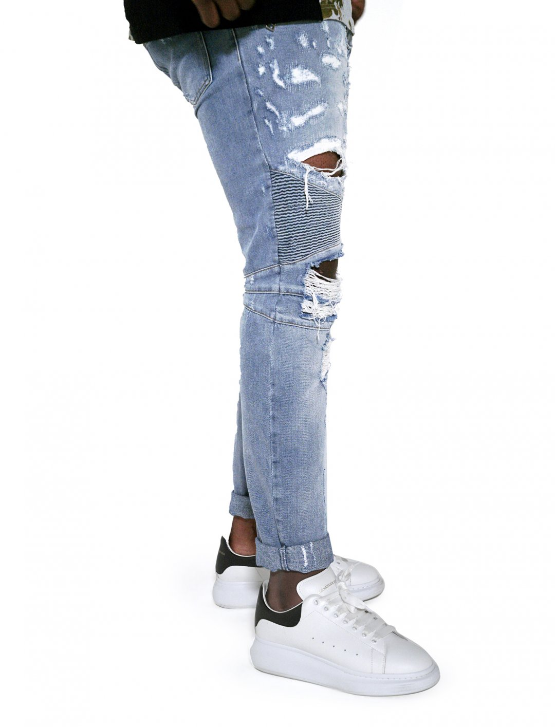 "Lotto Boyzz' Biker Jeans {""id"":5,""product_section_id"":1,""name"":""Clothing"",""order"":5} Balmain"