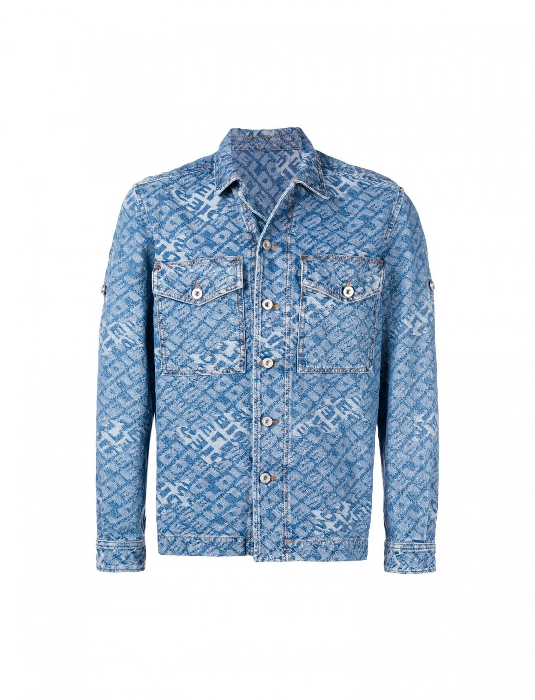 "Lotto Boyzz' Denim Shirt Jacket {""id"":5,""product_section_id"":1,""name"":""Clothing"",""order"":5} Diesel"