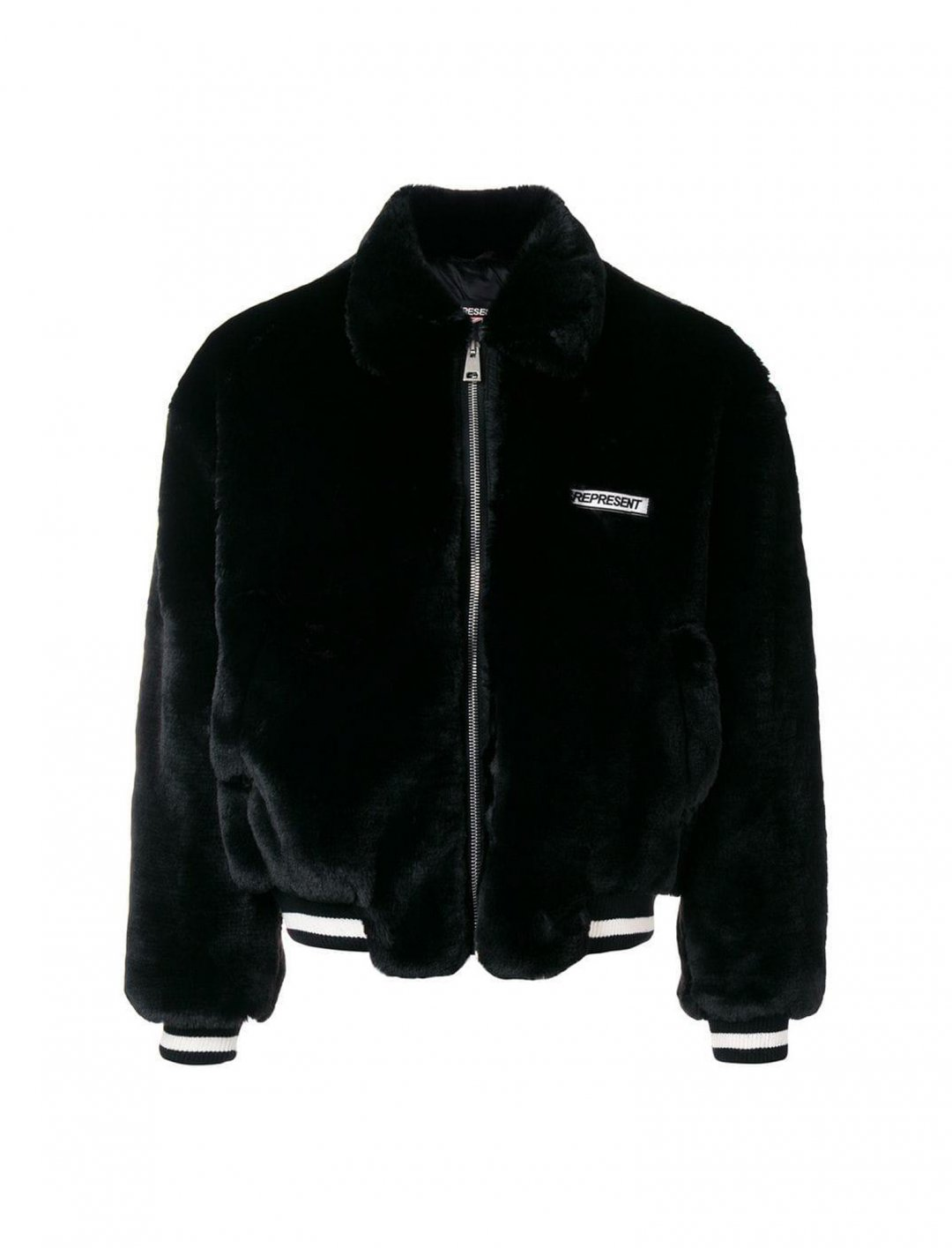"Lotto Boyzz' Faux Fur Bomber Jacket {""id"":5,""product_section_id"":1,""name"":""Clothing"",""order"":5} Represent"