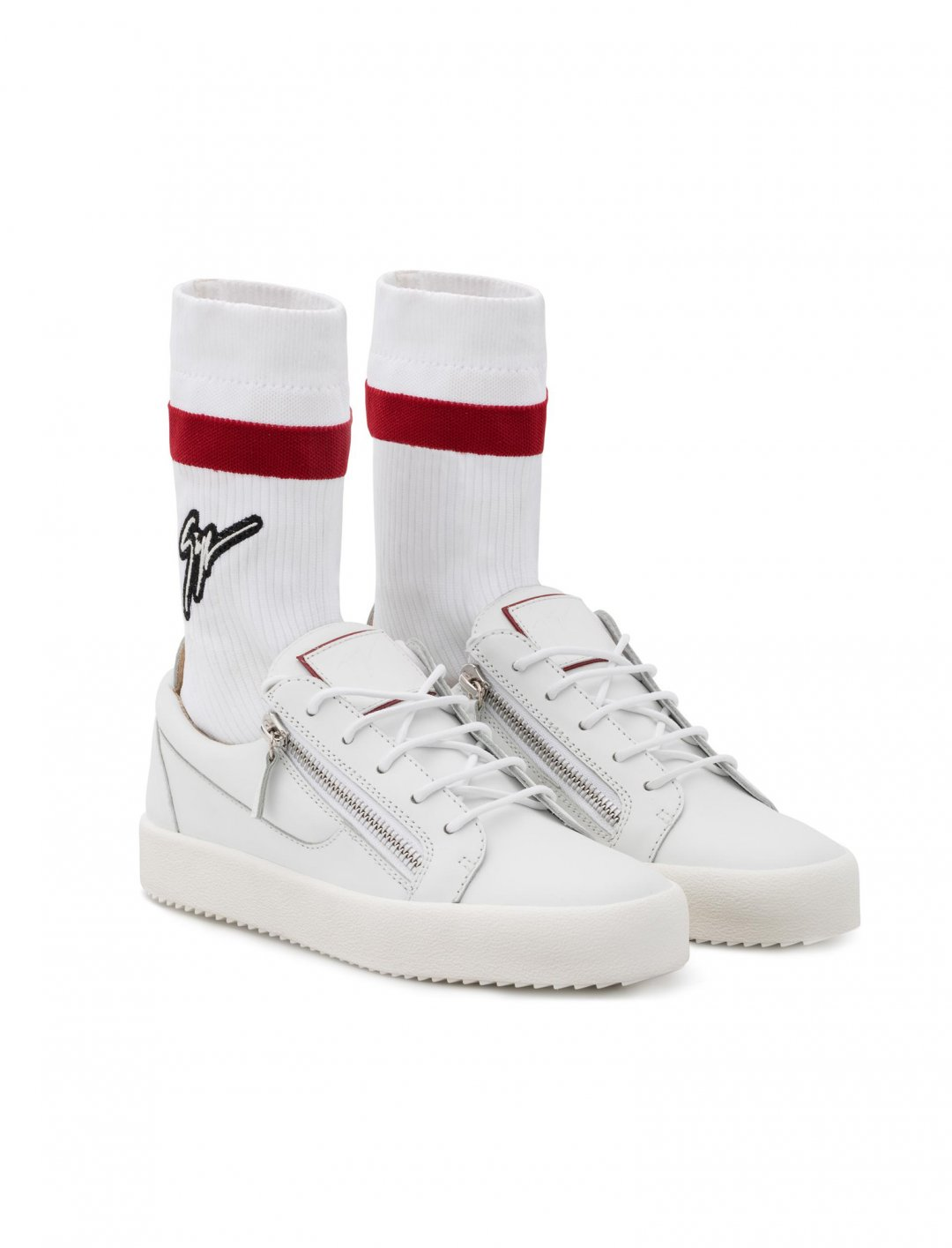 "Lotto Boyzz' Sock Sneaker {""id"":12,""product_section_id"":1,""name"":""Shoes"",""order"":12} Giuseppe Zanotti"