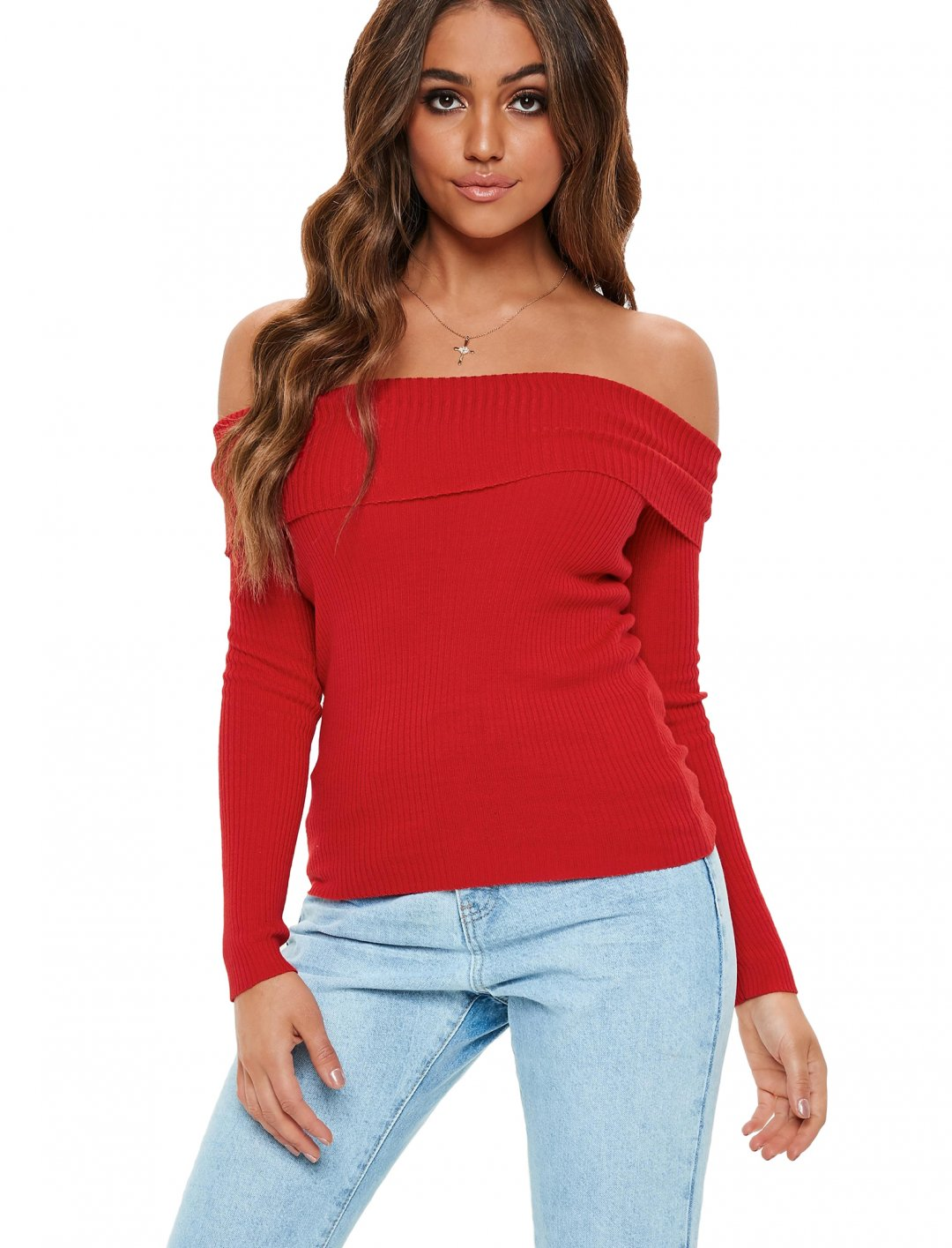 "Ribbed Crop Top {""id"":5,""product_section_id"":1,""name"":""Clothing"",""order"":5} Missguided"