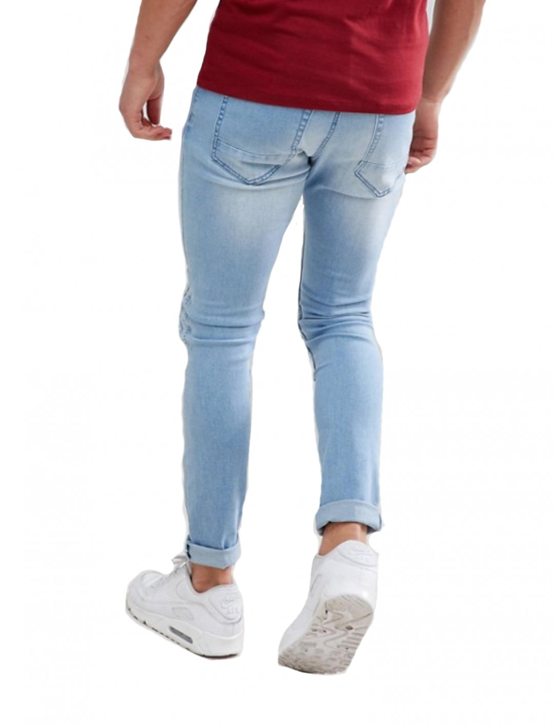"Ripped Biker Jeans {""id"":5,""product_section_id"":1,""name"":""Clothing"",""order"":5} Liquor N Poker"