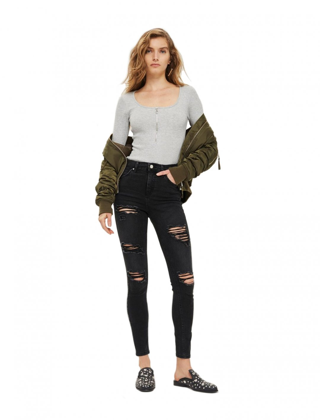 "Ripped Jeans {""id"":5,""product_section_id"":1,""name"":""Clothing"",""order"":5} Topshop"