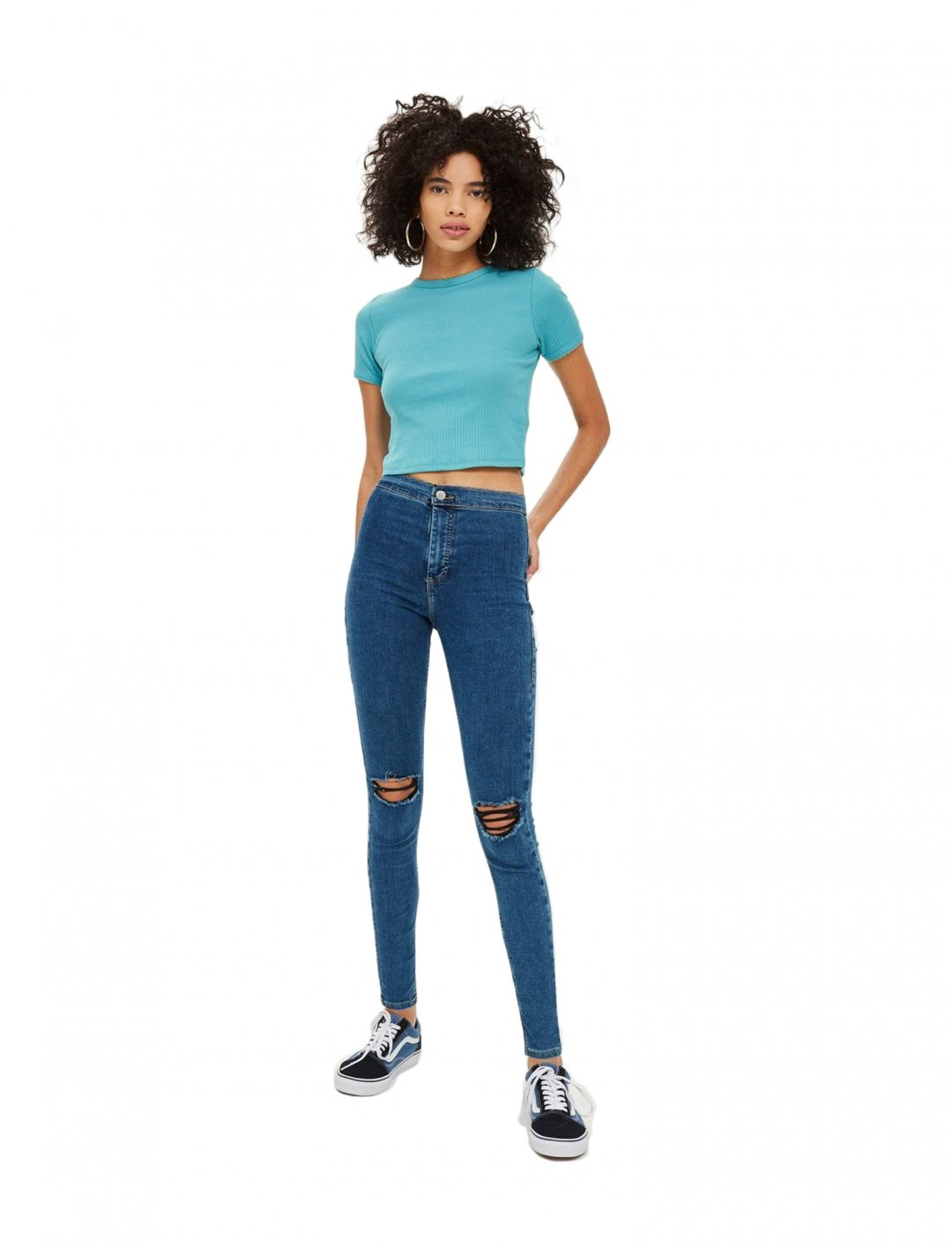 "Ripped Knee Jeans {""id"":5,""product_section_id"":1,""name"":""Clothing"",""order"":5} Topshop"