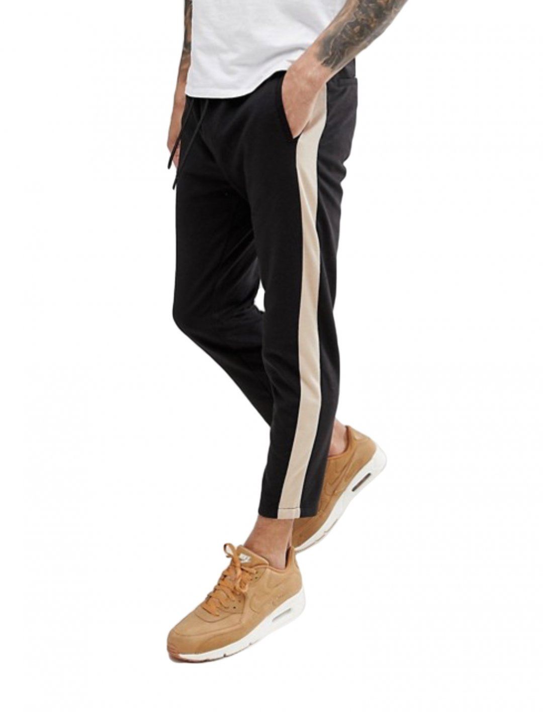 "Side Stripe Joggers {""id"":5,""product_section_id"":1,""name"":""Clothing"",""order"":5} Bershka"