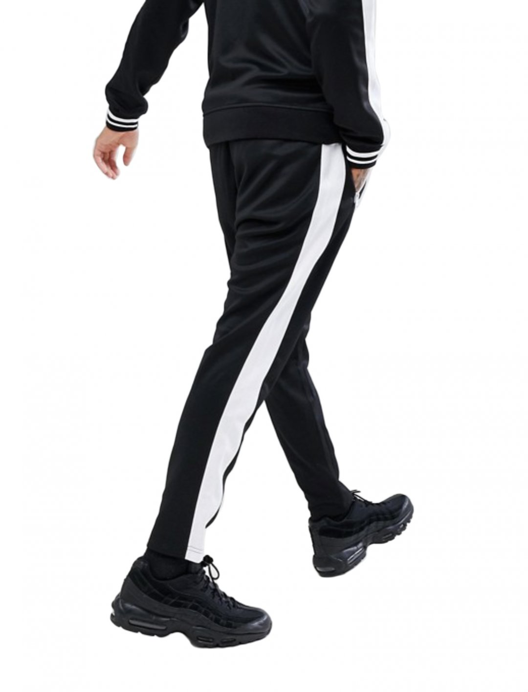 "Side Stripe Joggers Co-Ord {""id"":5,""product_section_id"":1,""name"":""Clothing"",""order"":5} Diesel"
