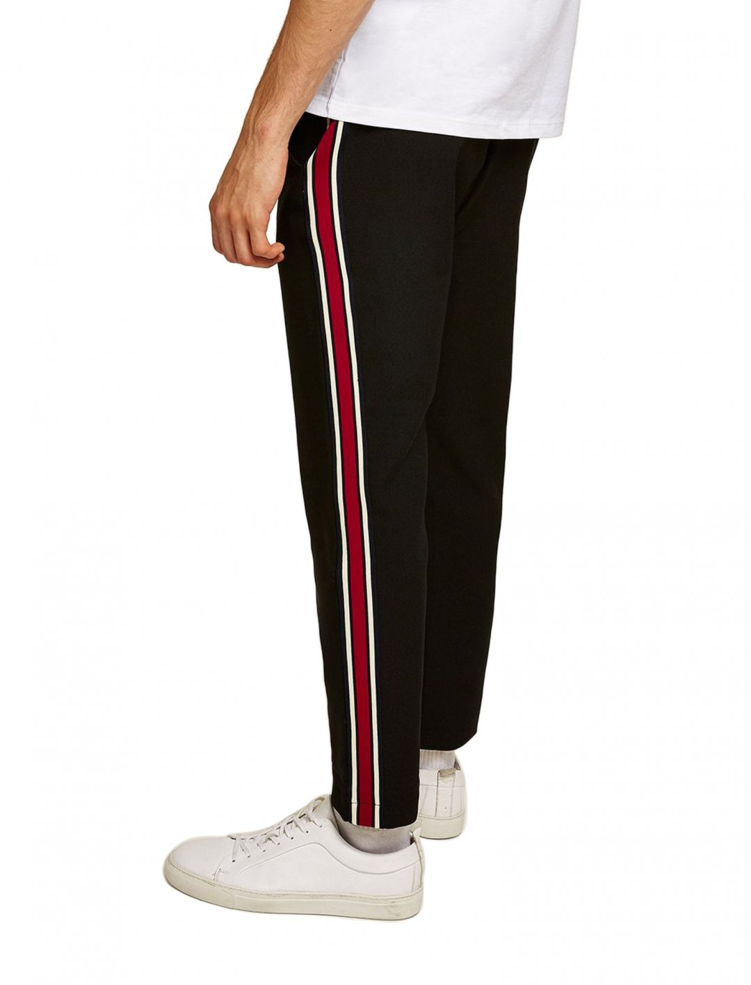 "Side Stripe Joggers {""id"":5,""product_section_id"":1,""name"":""Clothing"",""order"":5} Topman"