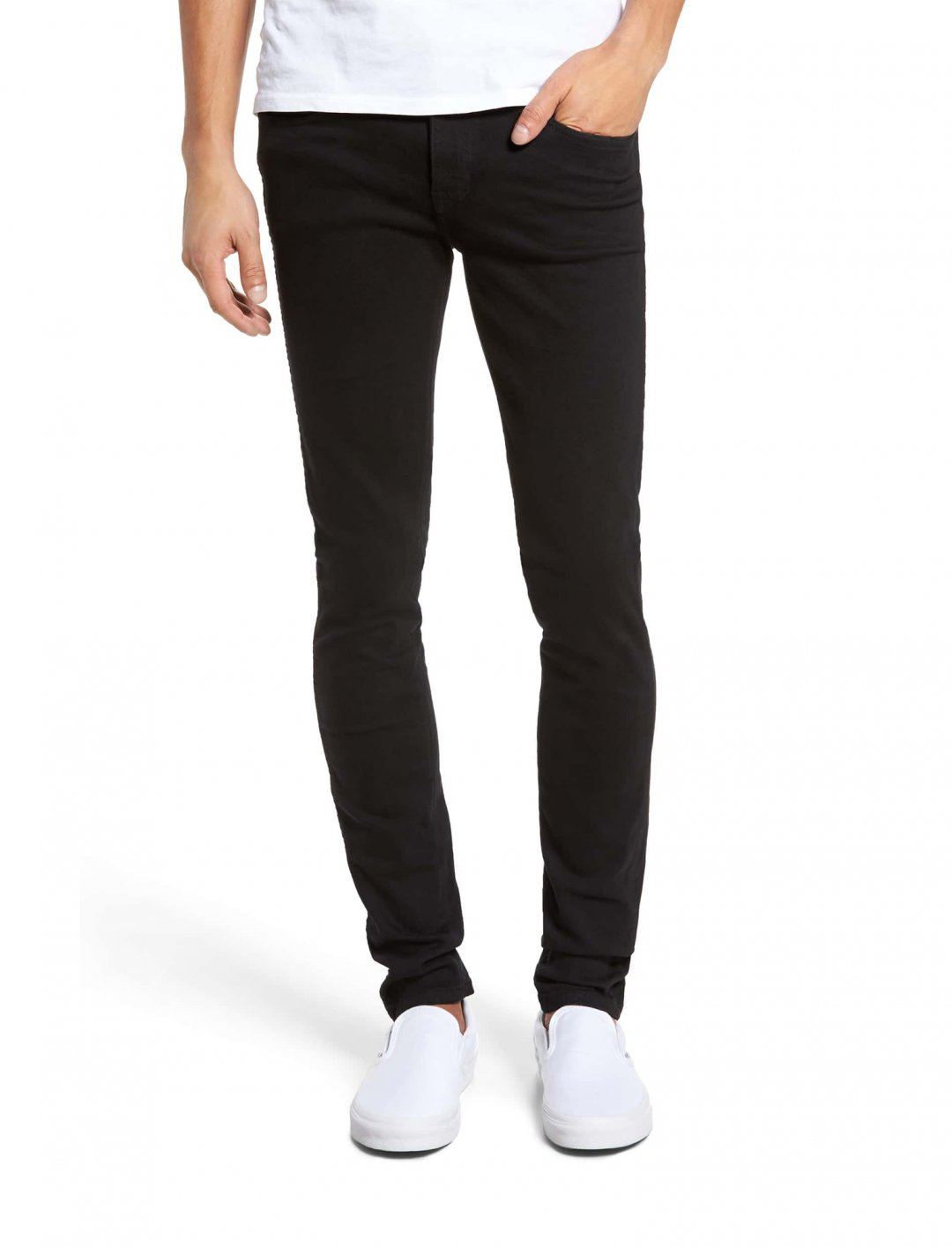 "Snap Skinny Fit Jeans {""id"":5,""product_section_id"":1,""name"":""Clothing"",""order"":5} Dr. Denim Supply Co."