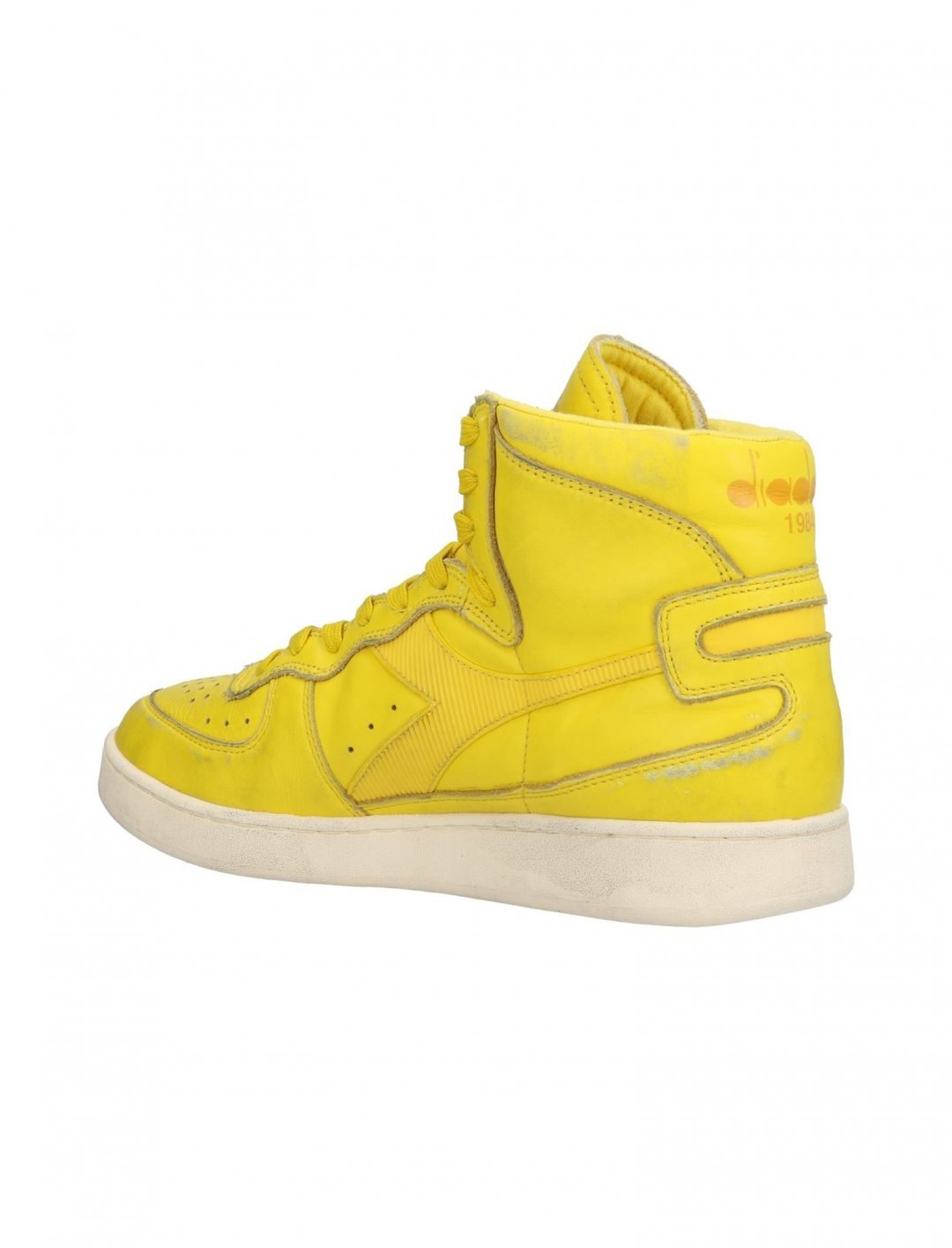 "Sneakers In Yellow {""id"":12,""product_section_id"":1,""name"":""Shoes"",""order"":12} Diadora"