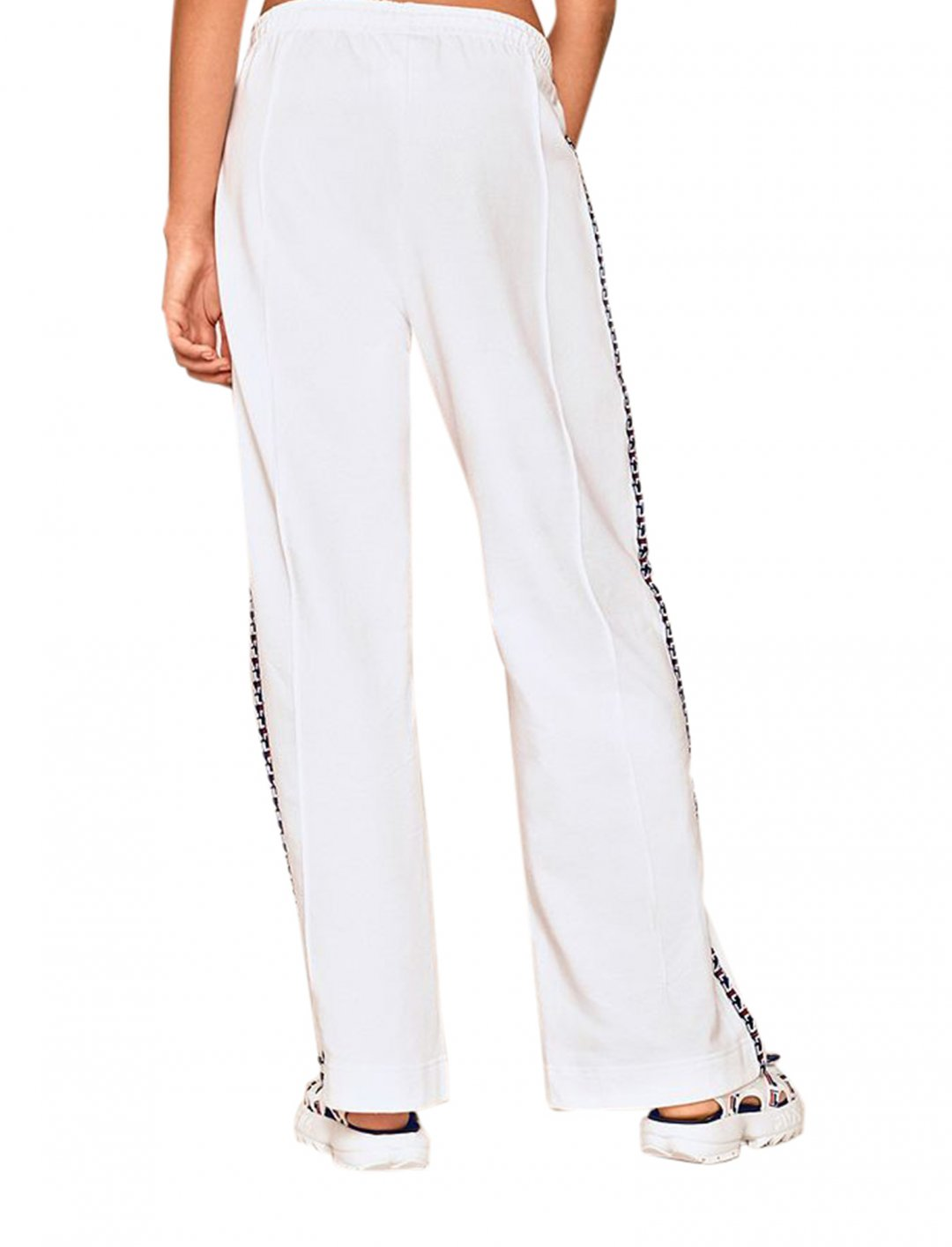 "Fila Wide-Leg Track Pants {""id"":5,""product_section_id"":1,""name"":""Clothing"",""order"":5} Fila"