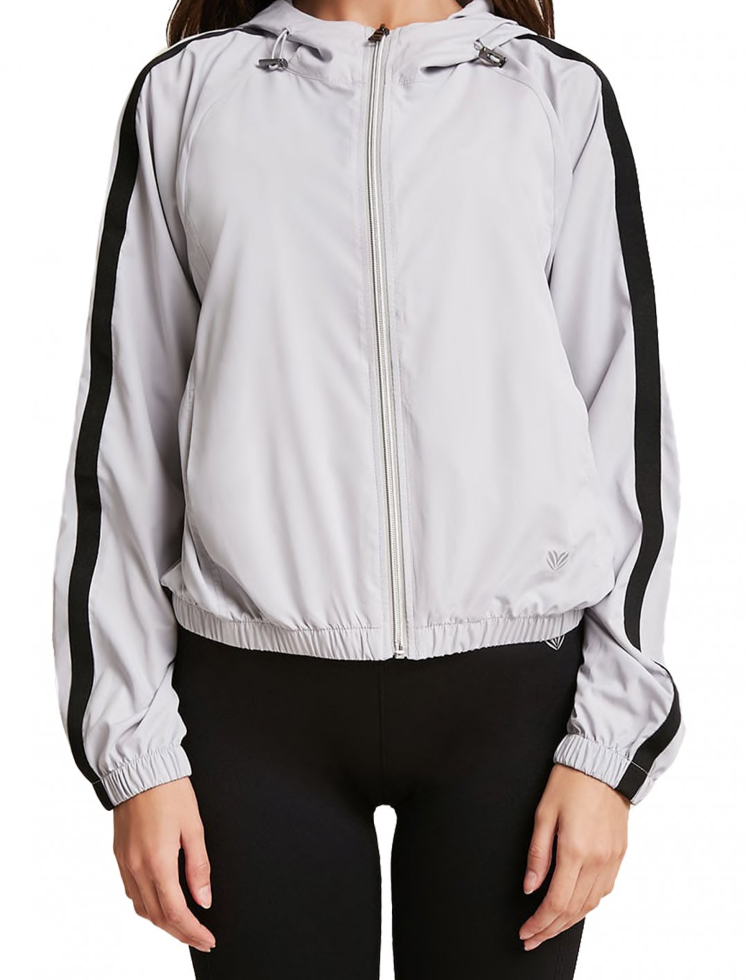 "Forever21 Active Windbreaker Jacket {""id"":5,""product_section_id"":1,""name"":""Clothing"",""order"":5} Forever21"