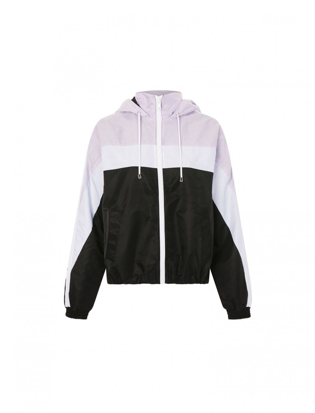 "Topshop Lilac Windbreaker Jacket {""id"":5,""product_section_id"":1,""name"":""Clothing"",""order"":5} Topshop"