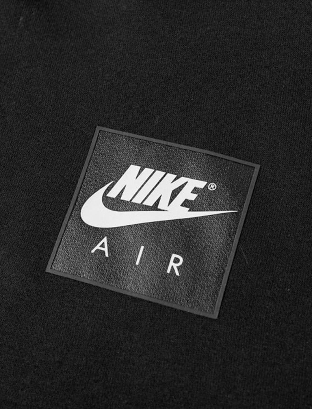 """Black Zip Fleece Hoody {""""id"""":5,""""product_section_id"""":1,""""name"""":""""Clothing"""",""""order"""":5} Nike"""
