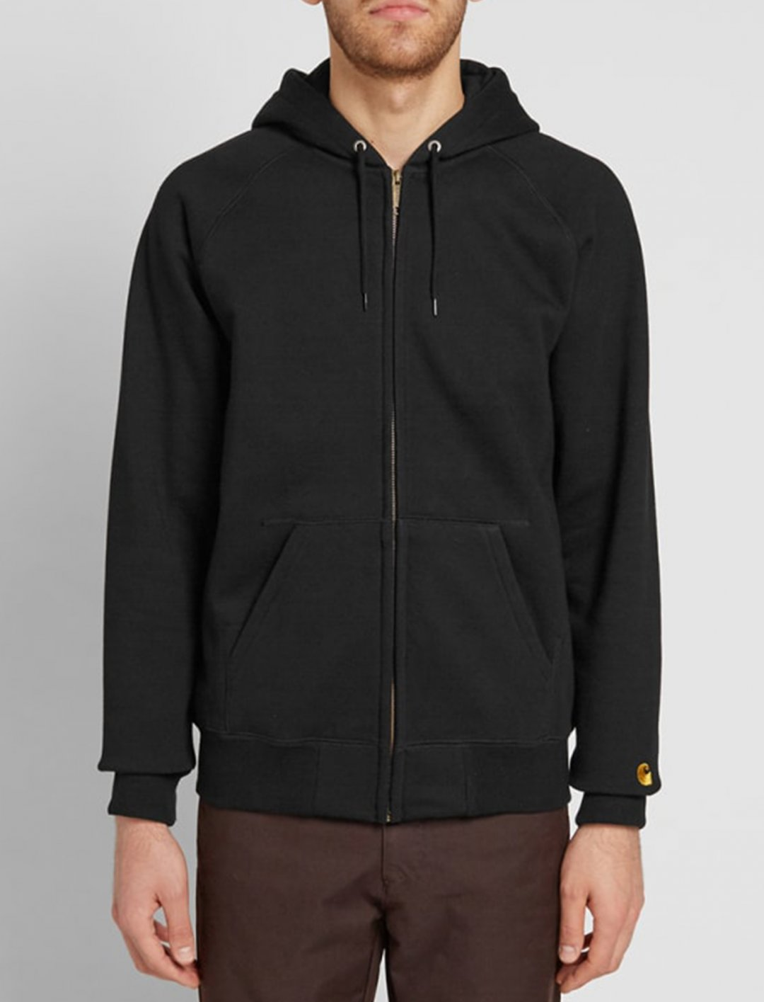 "Hooded Chase Jacket {""id"":5,""product_section_id"":1,""name"":""Clothing"",""order"":5} Carhartt"
