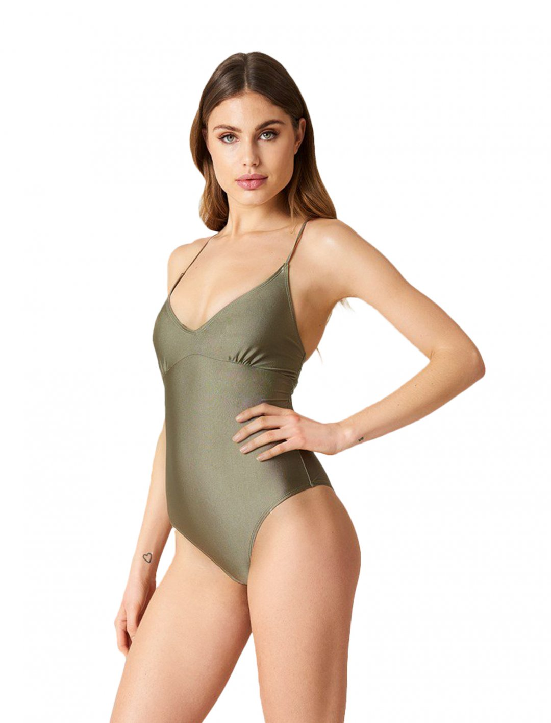 """Lacing Back Swimsuit {""""id"""":5,""""product_section_id"""":1,""""name"""":""""Clothing"""",""""order"""":5} NA-KD"""