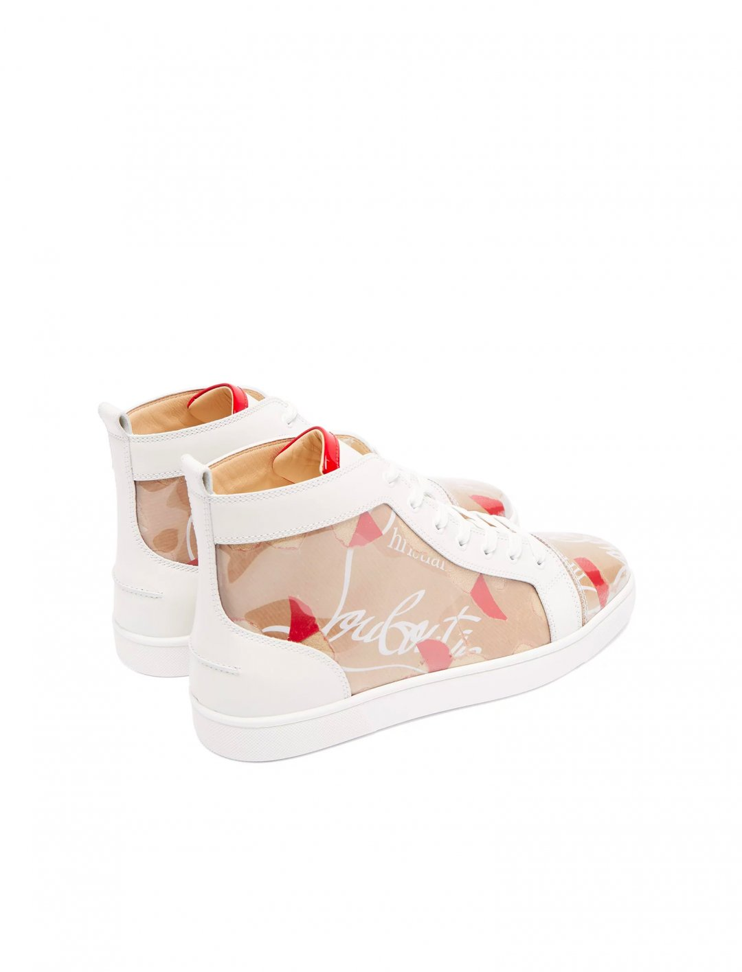 "Not3s' Logo High-Top Trainers {""id"":12,""product_section_id"":1,""name"":""Shoes"",""order"":12} Christian Louboutin"