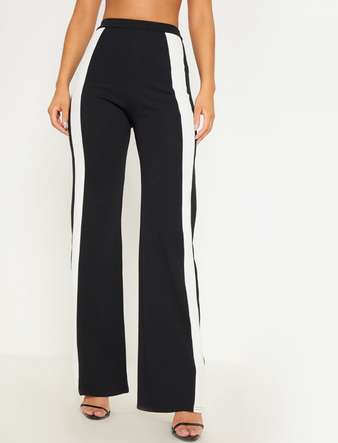"Side Stripe Trousers {""id"":5,""product_section_id"":1,""name"":""Clothing"",""order"":5} Pretty Little Thing"
