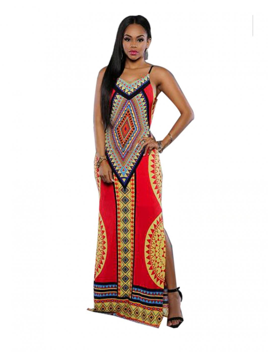 "Tribal Print Dress {""id"":5,""product_section_id"":1,""name"":""Clothing"",""order"":5} what a beauty"