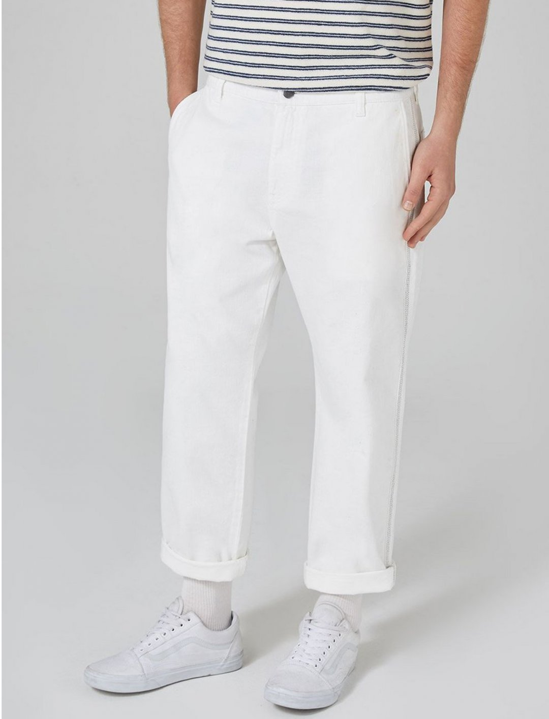 "LTD Ecru Work Trousers {""id"":5,""product_section_id"":1,""name"":""Clothing"",""order"":5} LTD"