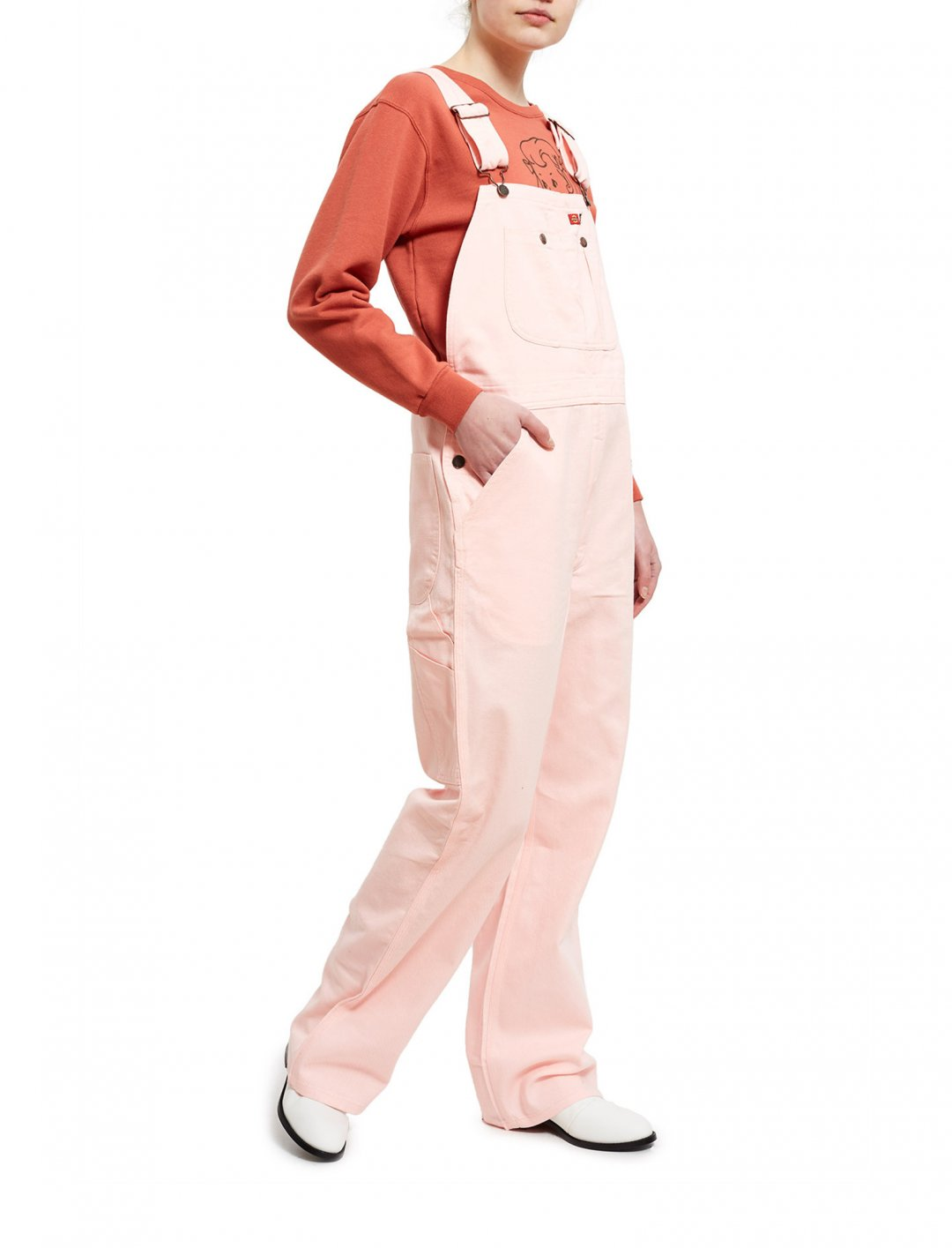 """Olivia's Rib Overalls {""""id"""":5,""""product_section_id"""":1,""""name"""":""""Clothing"""",""""order"""":5} Dickies 1922 x Opening Ceremony"""