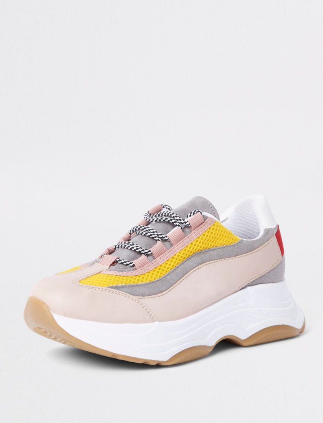 """River Island Chunky Trainers {""""id"""":12,""""product_section_id"""":1,""""name"""":""""Shoes"""",""""order"""":12} River Island"""