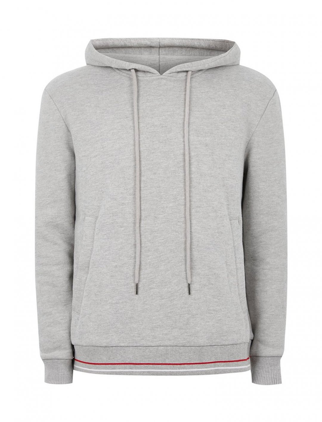 "Grey Boxy Hoodie {""id"":5,""product_section_id"":1,""name"":""Clothing"",""order"":5} Hymn"