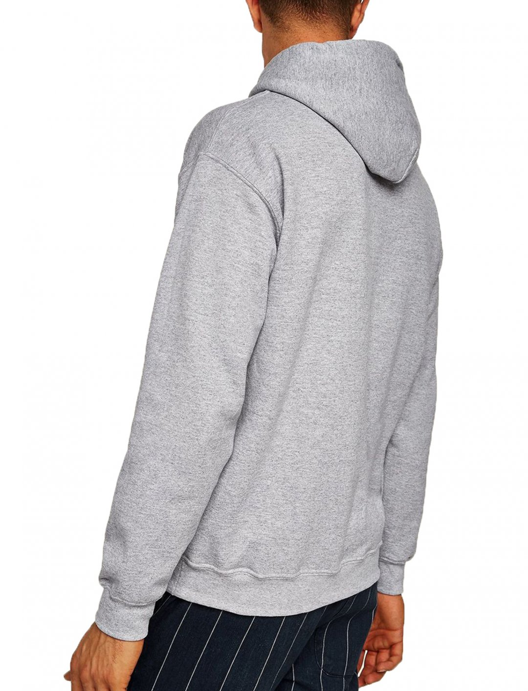"Grey Marl Hoodie {""id"":5,""product_section_id"":1,""name"":""Clothing"",""order"":5} Topman"