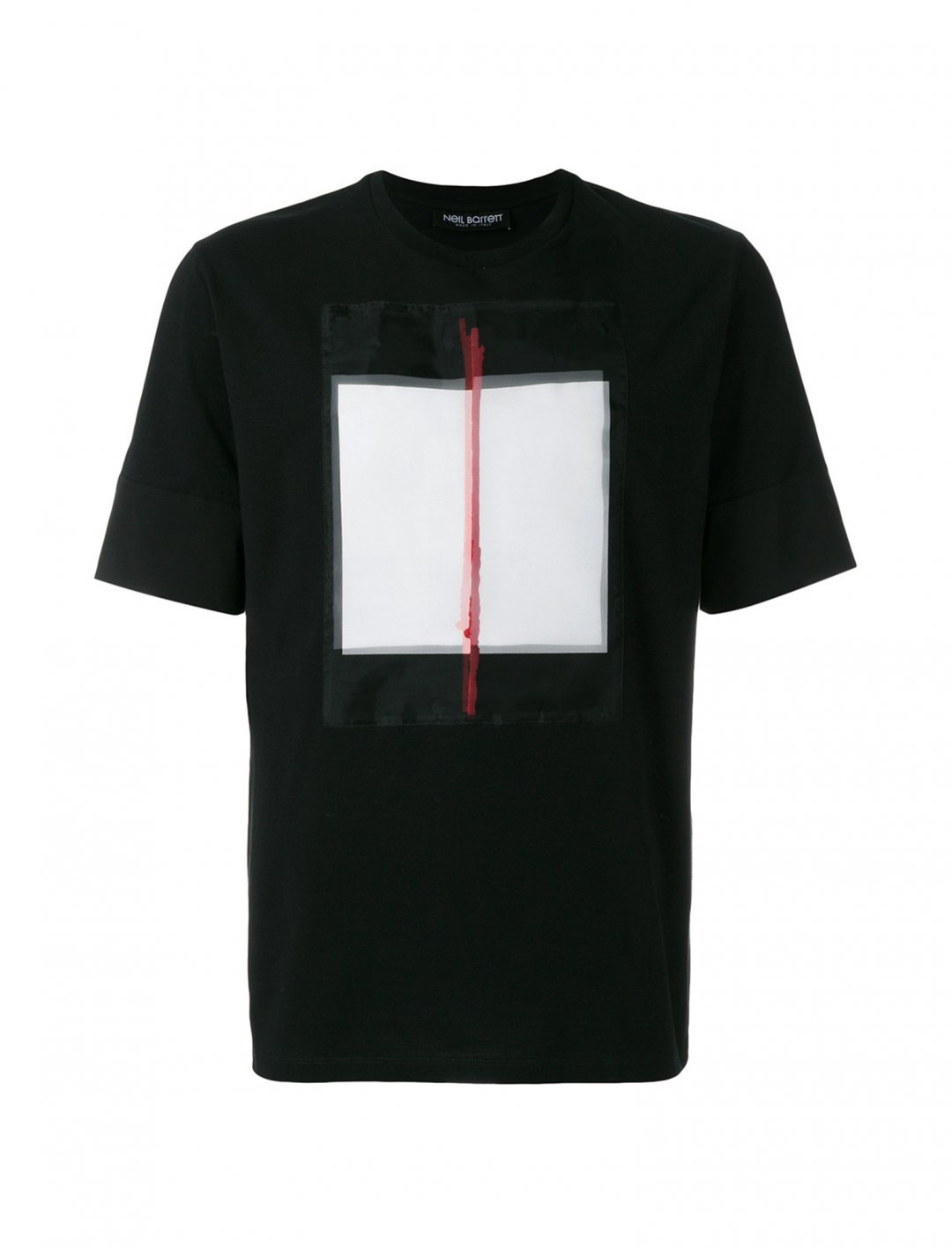"Ruel's Graphic Print T-shirt {""id"":5,""product_section_id"":1,""name"":""Clothing"",""order"":5} Neil Barrett"