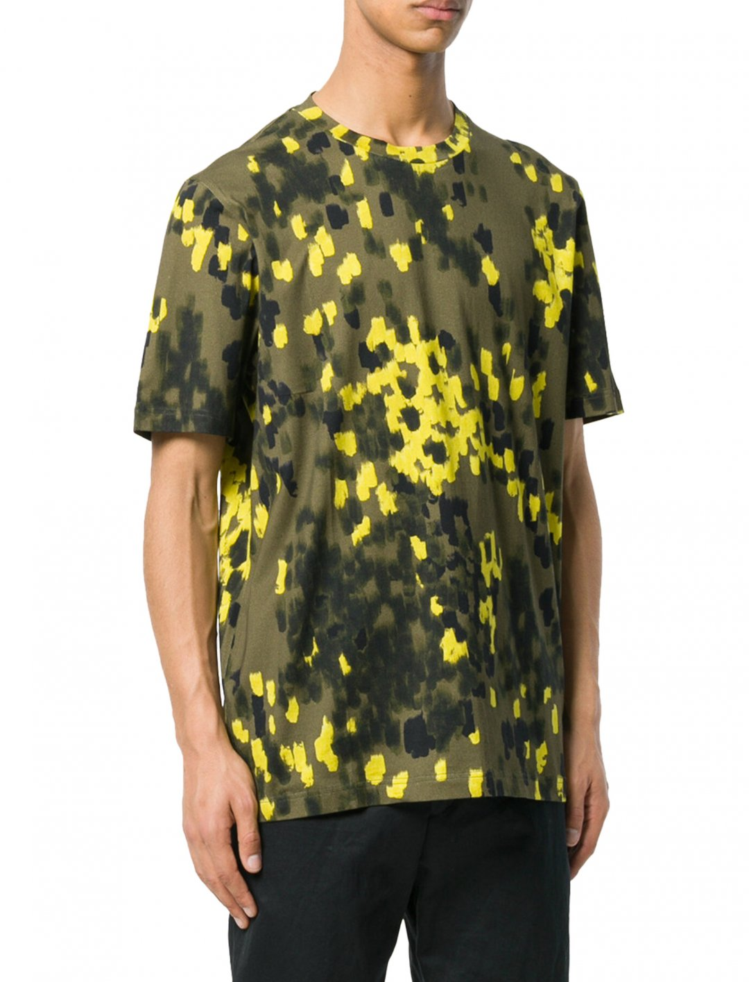 "Ruel's Printed T-shirt {""id"":5,""product_section_id"":1,""name"":""Clothing"",""order"":5} Oamc"
